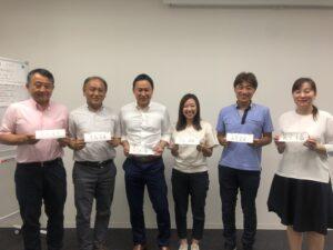 7つの習慣 チームメンバー